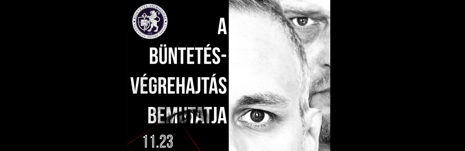 A büntetés-végrehajtási szervezet filmjének plakátja