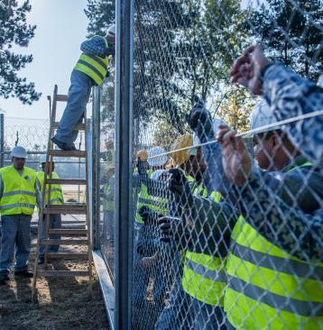 Rabok építik az új kiskunhalasi börtönt