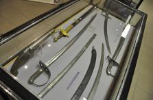 A büntetés-végrehajtási szervezet korabeli fegyverei