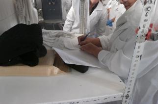Pálhalma - Textilfestő képzés