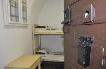 A Börtönmúzeum mintazárkája