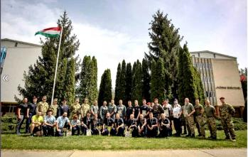 NATO Uniform kupa Körmend