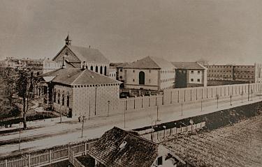 Az 1896-ban átadott Budapesti Fegyház és Börtön, amely még Királyi Országos Gyűjtőfogház néven nyitotta meg a kapuit