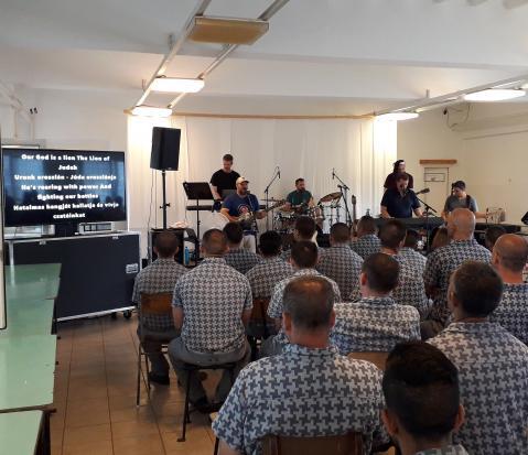 Bill Drake Band zenei előadása