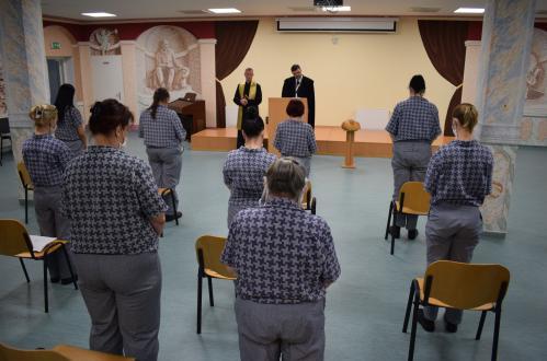 Fotó: Tiszalöki Országos Bv. Intézet