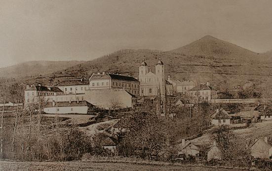 Márianosztra, az egykori pálos rendi kolostor