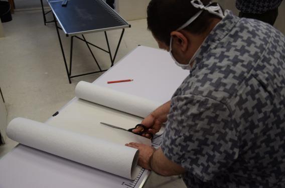 Gyakorlati vizsgán vesznek részt a fogvatartottak