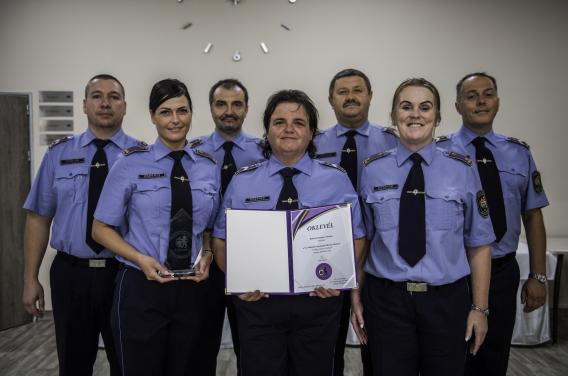 A Kalocsai Fegyház és Börtön csapata