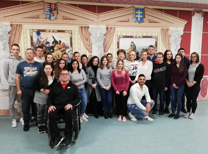 Nyíregyházi Egyetem szakmai látogatása