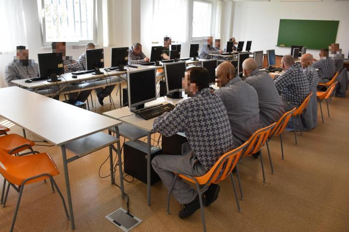 Informatikai képzés fogvatartottaknak Szombathelyen