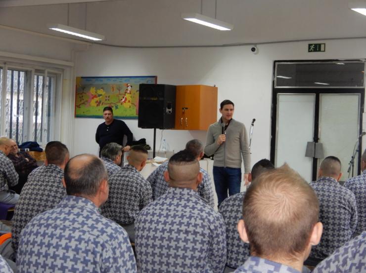 Pálhalma - HIT gyülekezet foglalkozás