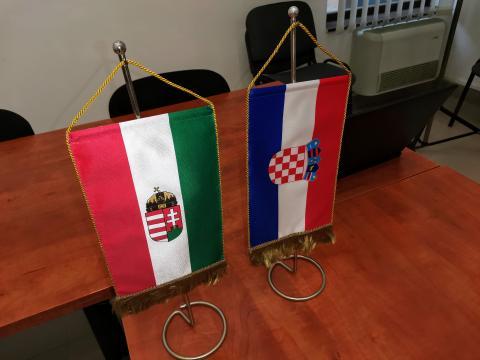 Horvát delegáció
