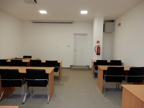 Pálhalma - Oktatási központ