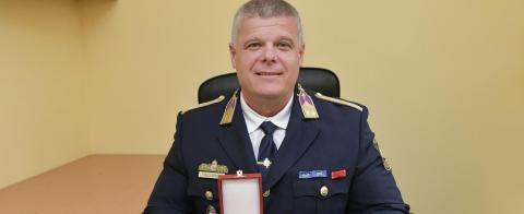 Takács Róbert bv. alezredes