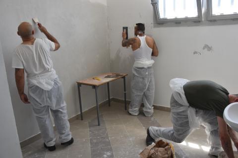 EFOP festőképzés szakmai vizsga