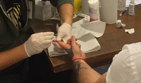 Hepatitis szűrés