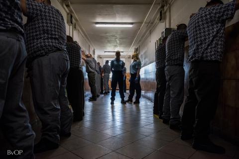Országos razziát tartott a büntetés-végrehajtás