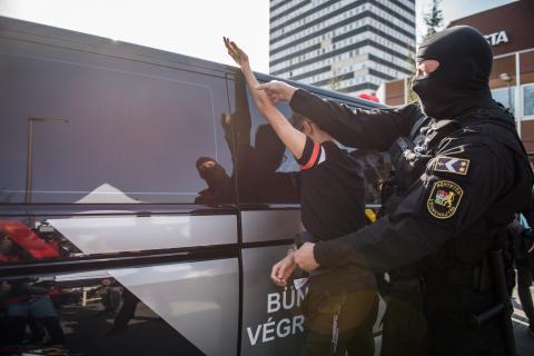 Büntetés-végrehajtási roadshow indult az országban